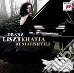Franz liszt cd musicale di Khati Buniatishvili