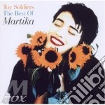 Toy soldiers the best of cd musicale di Martika
