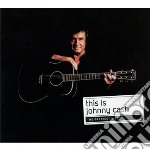 This is (the man in black) cd musicale di Johnny Cash