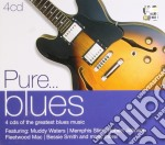 Pure: blues cd musicale di ARTISTI VARI