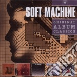 Original album classics (third,fourth,fi cd musicale di Soft Machine