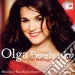 La bellezza del canto cd musicale di Olga Peretyatko
