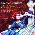 Vari-colori d'amore (arie da opere baroc cd musicale di Simone Kermes