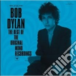 The best of the original mono recordings cd musicale di Bob Dylan