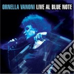 Ornella vanoni live al blue note cd musicale di Ornella Vanoni