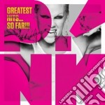Greatest hits... so far (special edition) cd musicale di PINK