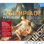 Pergolesi-l'olimpiade-opera in tre atti cd musicale di Alessandr De marchi