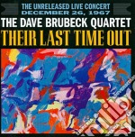 Their last time out cd musicale di Dave Brubeck