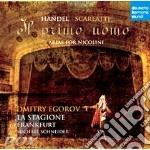 Scarlatti/handel il primo uomo arie da o cd musicale di La Stagione
