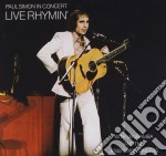 Paul simon in concert: live rhymin' cd musicale di Paul Simon