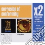 Blind/deliverance cd musicale di Corrosion of conformity