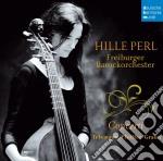 Vari:concerti per viola da gamba e orche cd musicale di Hille Perl