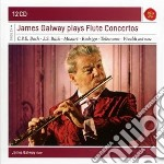 Vari:concerti per flauto e orchestra cd musicale di James Galway