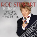 The best of...the great american songboo cd musicale di Rod Stewart