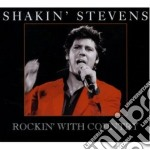 Rockin' with country cd musicale di Shakin' Stevens