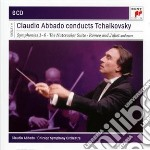Ciaikovsky:sinfonie/ouverture 1812/poemi cd musicale di Claudio Abbado