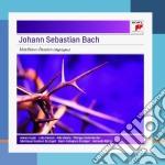 Bach: matthaus-passion (estratti) cd musicale di Helmut Rilling