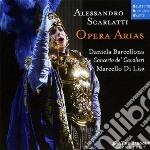 Alessandro scarlatti opera arias cd musicale di Daniela Barcellona