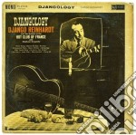 DJANGOLOGY (ORIGINAL COLUMBIA JAZZ CLASS  cd musicale di Django Reinhardt