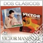 Dos classicos cd musicale di Victor Manuelle