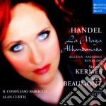 Simone Kermes - Haendel Arie E Duetti Da Opere cd musicale di Simone Kermes