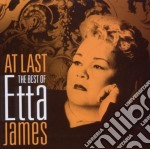 AT LAST - THE BEST OF                     cd musicale di Etta James