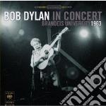 Bob dylan in concert: brandeis universit cd musicale di Bob Dylan