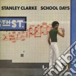 School days (original columbia jazz clas cd musicale di Stanley Clarke