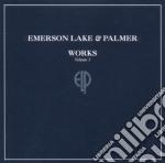 WORKS VOLUME 1 - N.E.                     cd musicale di Emerson lake and pal