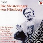 Wagner-maestri cantori-schippers-lorenga cd musicale di Artisti Vari