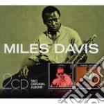 Round about midnight & milestones cd musicale di Miles Davis