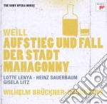 Weill-ascesa e caduta della citta'di mah cd musicale di Lenya Lotte