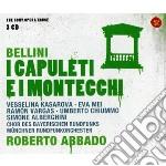 Bellini-i capuleti e i montecchi-mei-kas cd musicale di Roberto Abbado
