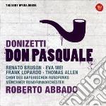 Donizetti-don pasquale cd musicale di Roberto Abbado
