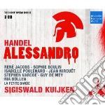 Haendel-alessandro-jacobs cd musicale di Sigiswald Kuijken