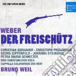 Weber-il franco cacciatore cd musicale di Bruno Weill