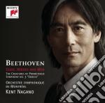 Beethoven-le creature di prometeo/sinfon cd musicale di Kent Nagano