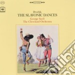 Dvorak- danze slave op46 & 72 cd musicale di Szell