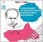 Tchaikovsky-sibelius-concerti per violin cd musicale di Eugene Ormandy