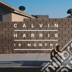 Calvin Harris - 18 Months cd musicale di Calvin Harris