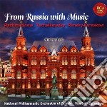 Vladimir Spivakov - From Russia With Music cd musicale di Vladimir Spivakov