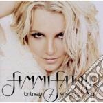 Femme fatale cd musicale di Britney Spears