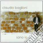 Sono io - l'uomo della storia accanto cd musicale di Claudio Baglioni