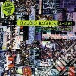 A-live (antologia dal vivo) cd musicale di Claudio Baglioni