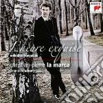 Vari - opere per violoncello cd musicale di Christian La marca