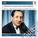 Vladimir horowitz plays great sonatas cd musicale di Vladimir Horowitz