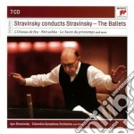 Stravinsky conducts stravinsky - the bal cd musicale di Stravinsky