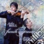 Ravel / Franck / Saint Saens - Opere Per Violino E Piano - Joshua Bell cd musicale di Joshua Bell