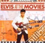 Elvis at the movies cd musicale di Elvis Presley