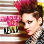 KEKKA - EP                                cd musicale di Francesca Nicoli'